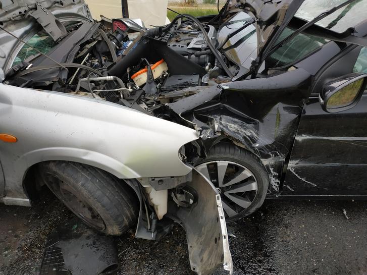 Isaszegi baleset, 2018. november 11-én 07 óra 46 perckor történt