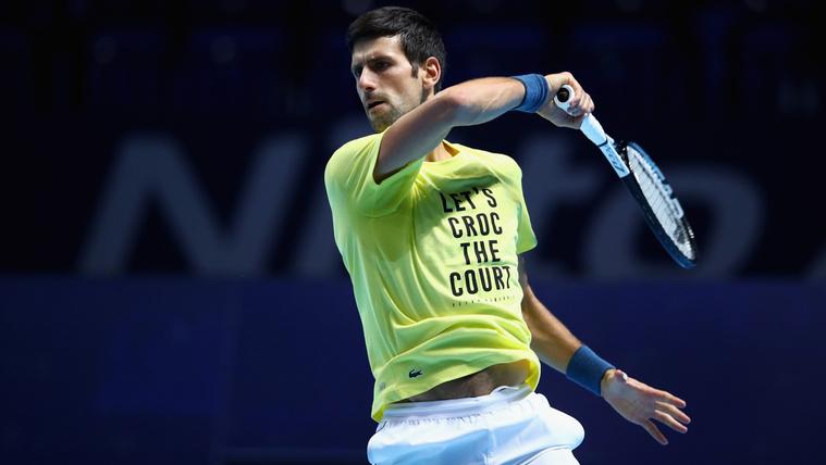 Djokovics megkoronázhatja az évét, beérheti Londonban Federert