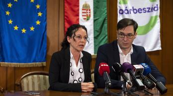 Újraválasztották Szabó Tímeát és Karácsony Gergelyt