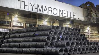 Egy belga acélmű fizetésük sokszorosát utalta el a dolgozóinak