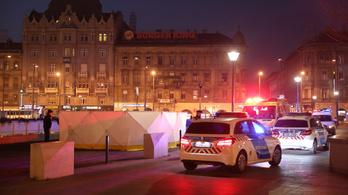Meghalt egy ember a Keleti pályaudvarnál