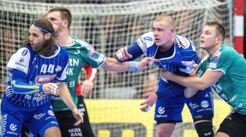 Izgalmas hajrában nyert a Szeged a kézi-BL-ben