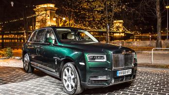Rolls-Royce Cullinan – 2019.