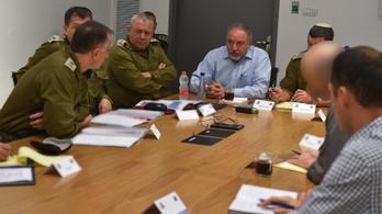 Egy izraeli kommandós is meghalt a gázai tűzpárbajban