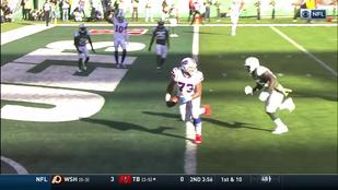 145 kilós játékos sokkolt TD-vel az NFL-ben