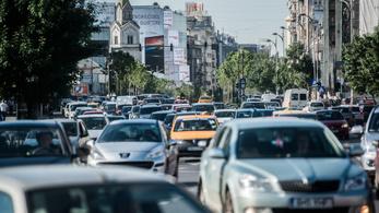 Budapesten kismiska a dugó Bukaresthez képest