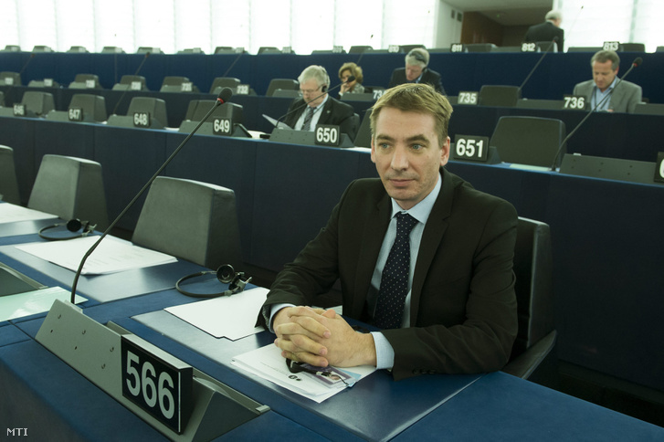 Jávor Benedek, a PM európai parlamenti (EP) képviselője