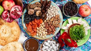 Egyszerű, színes, mégis különleges: főzz te is perzsát!