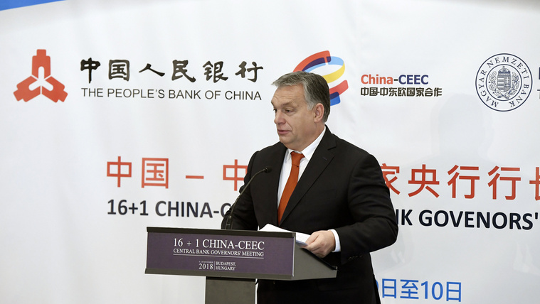 Orbán beleszeretett a jüanba