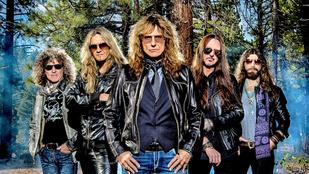 Megint lesz Whitesnake-koncert Budapesten