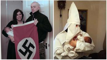 Elítélték a gyereküket Hitler után elnevező párt