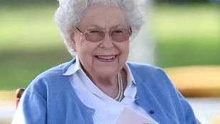 II. Erzsébet elég viccesen reagált, mikor a salátájában egy csigát talált