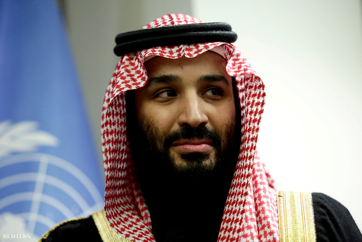 Mohammed bin Szalmán