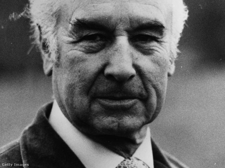 Albert Hofmann 1976-ban