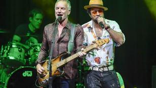 Ingyenes koncertet ad Sting és Shaggy Budapesten