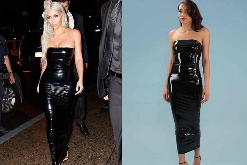 Ízekre szedték Kim Kardashian öltözködési stílusát: valódi nők hordták a ruháit