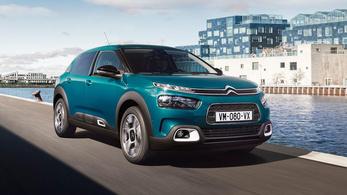 2020-ban jön az első elektromos Citroën