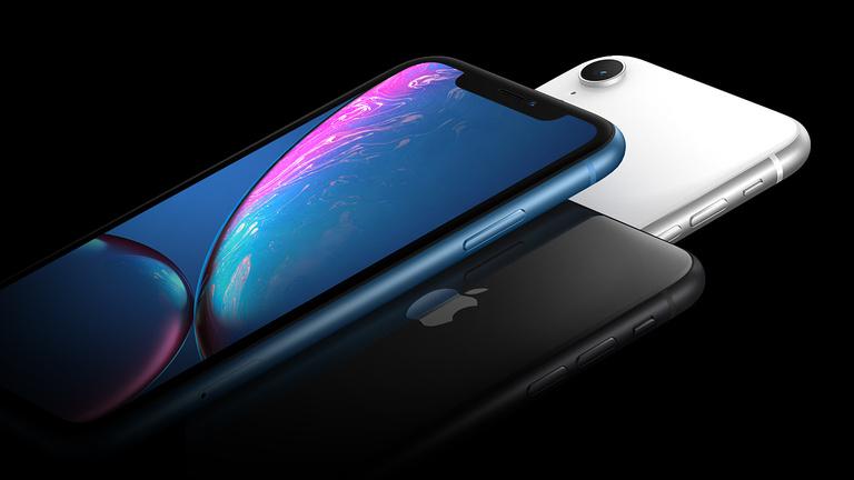 Erős menedék az iPhone XR