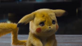 Deadpool hangján beszél a nagydumás Pikachu