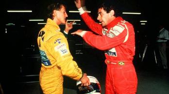 Hill: Verstappen olyan, mint Senna volt