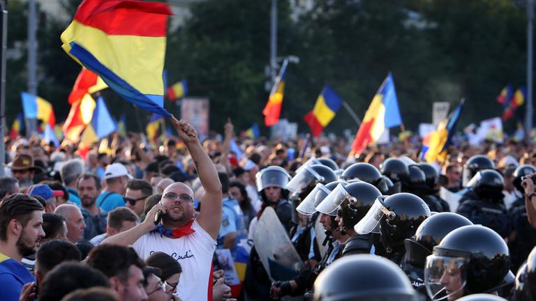 Az EP szerint Romániában is aggasztó, ahogy a jogállam kinéz