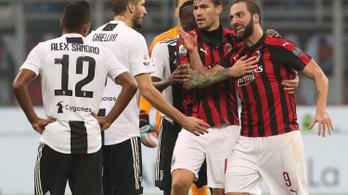 Két meccset kapott a Milan-sztár