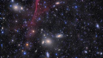 Hatalmas szellemgalaxist találtak a Tejútrendszer peremén