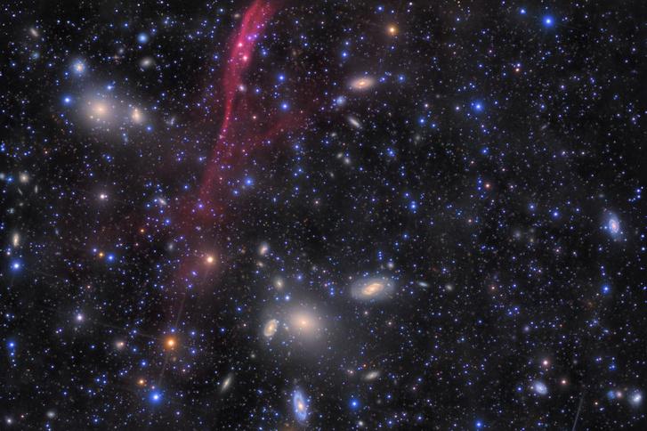 Az Antlia galaxis klaszter