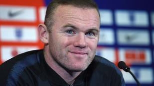 Rooney: Csak a fontos, hogy újra felhúzzam a mezt