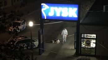 Pancser rabló próbálta kirabolni a XVII. kerületi Jysket