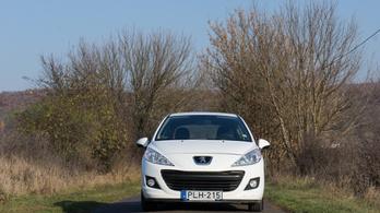 Használtteszt: Peugeot 207 1.4 HDI Trendy – 2012.