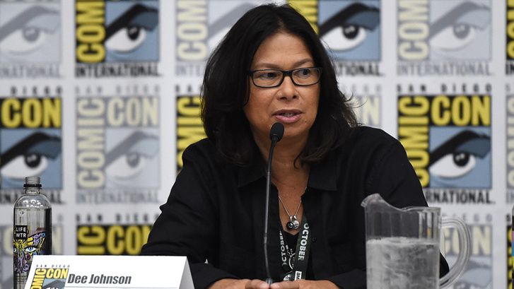 Dee Johnson a Comic Conon.