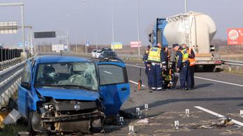 ORFK: Az idén még százan fognak meghalni balesetben