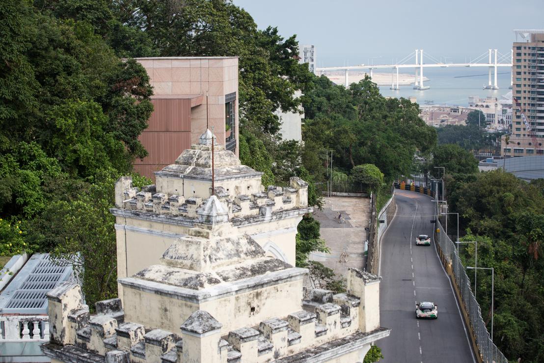 A Makaói GP pályája
