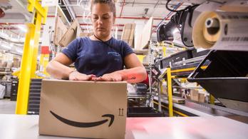 Óriási anyagi támogatást kap két amerikai várostól az Amazon