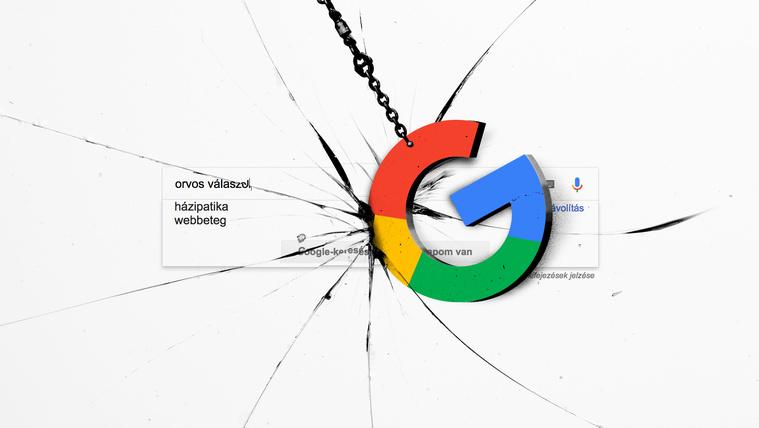 A Google durván oldalba rúgta az egészségügyi weboldalakat