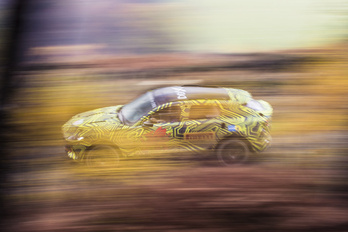 Brit ellenfelet kap a Porsche Cayenne