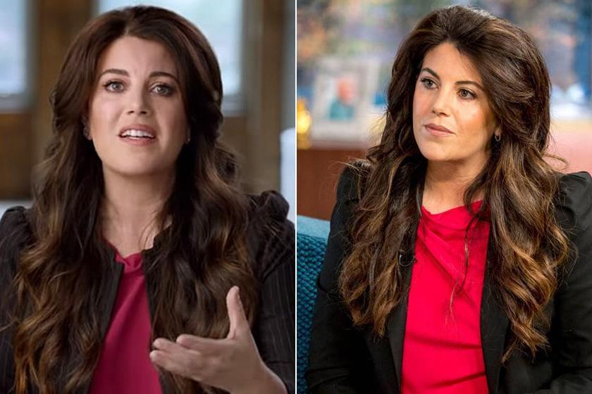 Monica Lewinsky már korántsem az a lány, aki az affér idején volt.