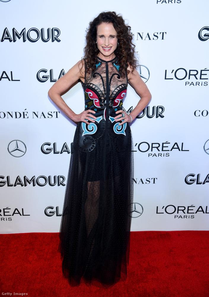 Hétfő este New Yorkban a Glamour magazin Women of the Year, azaz Az év női címmel tartott gálaestet, amin az egyik leghíresebb vendég egy olyan híresség volt, aki már nagyon sokszor lehetett az év nője