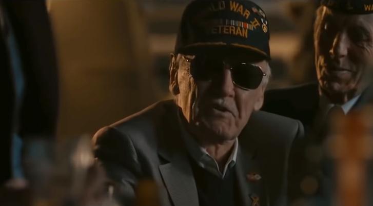 Stan Lee a 2015-ös Avangers: Age of Ultron című filmben