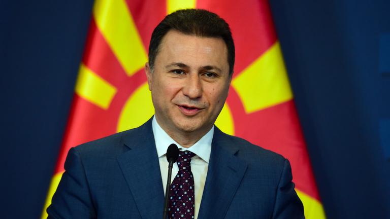 Női ruhában jöhetett át az elítélt macedón miniszterelnök a magyar határon
