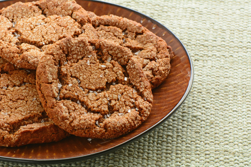 Villámgyors gyömbéres keksz, amit gyerekjáték elkészíteni