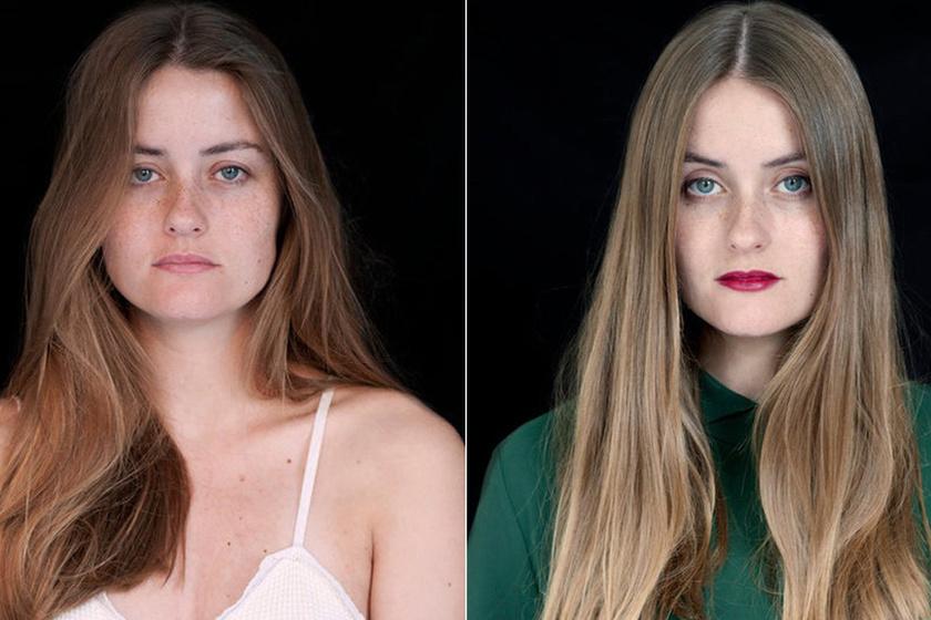 Ennyire más az ember arca reggel és este – A fotós megmutatta a nagy különbséget