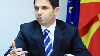Letartóztatták a Magyarországra szökött macedón miniszterelnök két kormánytársát