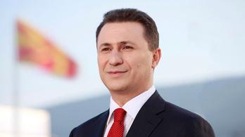 Semmit sem hallottak Gruevszki állítólagos szálláshelyén