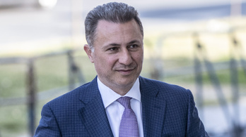 Biztonsági okból kezelik másképp Gruevszki menekültügyét
