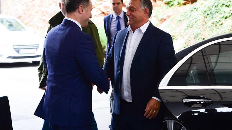 Befogadja a macedón VIP-menekültet Orbán?