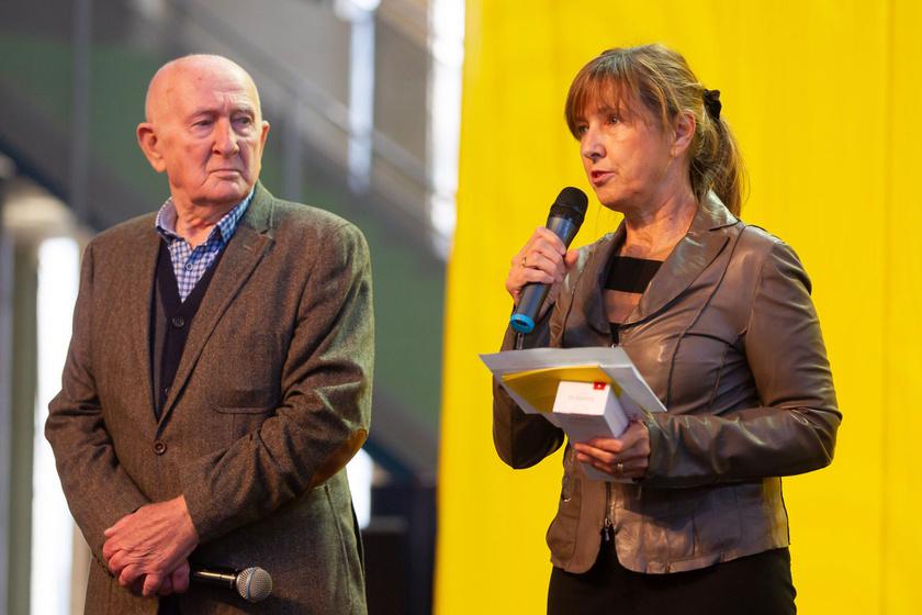 Szabó Gyuri bácsi és lánya, Lopes-Szabó Zsuzsa