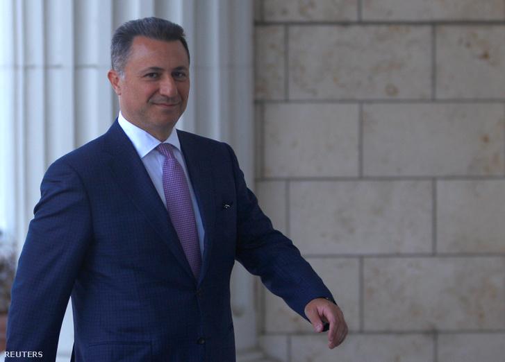 Gruevszki nem bízott semmit Budapest csöndes jóindulatára