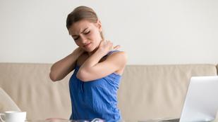 Sokat fáj a hátad? Nem a rossz tartás az oka!